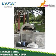 Kasa L250 Wood Fired Pizza Oven BBQ