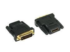 Monitor -/AV-Kabel & Adapter mit HDMI 1.4 Standard-Buchse Computer-mit DVI-D-Motiv (Dual-Link) - Stecker