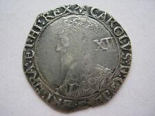 1640/1 Charles I chelín Star marca de acuñamiento, F.