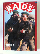 Album RAIDS spécial N°7 avec les n°31/32/33/34/35
