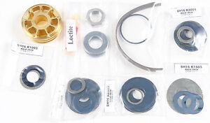Race Tech Gold Valve Shock Kit, Type 3/50MM SMGV 5044 77-2108 201-5044
