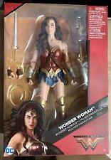 "Wonder Woman Dc Comics Multiverse Movie 12"" inch Action Figure New"