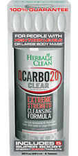 Herbal Clean Q Carbo Clear, BNG Enterprises, 20 oz Stawberry Mango