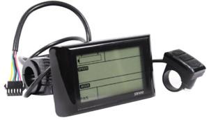 SW900 LCD ELECTRIC BIKE DISPLAY EBIKE