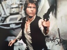 Harrison Ford Authentic Signed Star Wars Photo 1