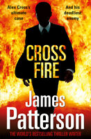 Alex Cross novels: Cross fire by James Patterson (Paperback) Fast and FREE P & P