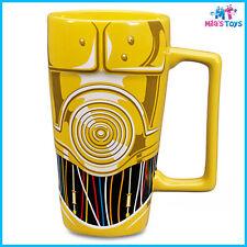 Disney Star Wars C-3PO Ceramic Coffee Tea Mug brand new
