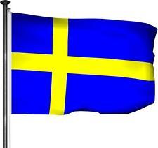 Fahne Schweden - Hissfahne 150x100cm  Premium Qualität