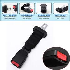"9'' Car Seat Seatbelt Adjustable Safety Belt Extender Extension 7/8""Buckle Handy"