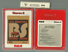 Lou Courtney, Buffalo Smoke, 1976 RCA, Sealed 8 Track tape