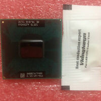 Intel Core 2 Duo T9400 2.53GHz 1066 MHz Mobile CPU Processor Socket P