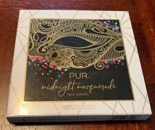 PUR THE COMPLEXION AUTHORITY MIDNIGHT MASQUERADE 10 PC. PALETTE EYESHADOW BLUSH