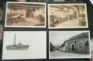 Denmark small lot of very old postcards II