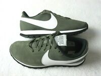 Womens Nike Pre-Love O.X. Suede Running Shoes Twilight Green White Size 8.5