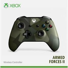 Microsoft - Xbox One S Wireless Controller Armed Forces II (Special Edition)