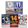 Womens Murder Club Series Collection James Patterson 5 Books Set 11 to 15 Pack