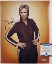 JANE LYNCH Signed GLEE 11x14 Photo Sue Sylvester Auto (A) ~ Beckett BAS COA