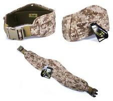 FLYYE BLS MOLLE Load Balancing Tactical CQB Belt – AOR1 Navy Seal Desert Camo