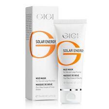 GIGI Solar Energy Mud Mask For Oily Skin, 75 ml + samples