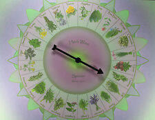 HERB WISE SPINNER Herbal Divination Fortune Telling Game Flowers Plants Garden