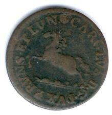 """Braunschweig 1 Pfennig 1772 (Cu.) mit Motiv: """"Pferd"""" min. Fundbelag, s/ss"""