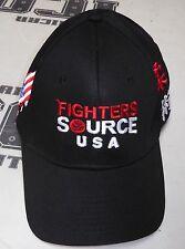 Fighters Source Team USA Hat 2016 Amateur MMA League Road to Brazil UFC Talent