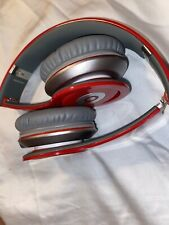 Beats by Dr. Dre Solo HD Headphones - Red