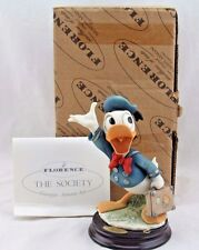 Giuseppe Armani Walt Disney Donald Duck Figurine 1268C, in Box