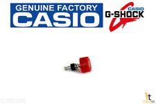 CASIO G-SHOCK AW-582CC Red Bezel Push Button AWG-500J AWG-M510 (QTY 1)