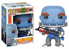 Funko POP !  DC Batman 185  - Mr.Freeze - Heroes - New !!! - Il pinguino