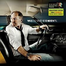 Vasco Rossi: Vivere O Niente - LP Vinile Colorato