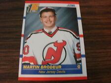 1990-91 Score # 439 Martin Brodeur (B23) New Jersey Devils