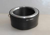 Sony NEX E Objektivadapter für Nikon AI Objektive