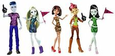 New Monster High Dolls We Are Student Disembody Council 5-Pack set 15273083
