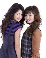 Demi Lovato and Selena Gomez 8x10 photo 1