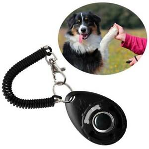 Professional Dog Training Clicker Trainer Tool For Dog Puppy Puppies Keyring