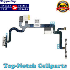 """New iPhone 7 4.7"""" Power On Off Volume Control Mute Button Flex Cable replacement"""