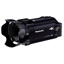 Panasonic HC-WX970M 64GB 4K Video Camera Black Camcorder Photo From Japan