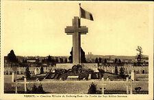 Verdun Frankreich ~1920/30 Cimetière Militaire Faubourg Pavé Soldaten Friedhof