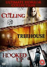 Ultimate Horror Collection-The Culling/Treehouse/Hooked Up [DVD]