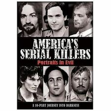 Americas Serial Killers - Portraits in Evil (DVD, 2009)