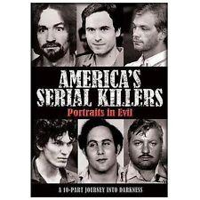 Americas Serial Killers: Portraits in Ev DVD