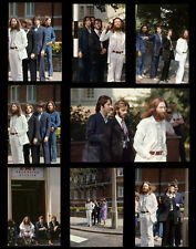 """The Beatles Abbey Road Crossing Photo Print 14 x 11"""""""