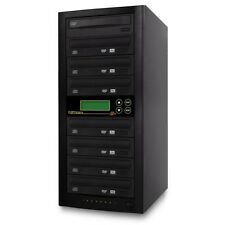 CD Dvd Disc Duplicator Copystars 1-7 Sony/Asus Copier Sata Duplication Tower