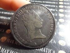 GRANDUCATO DI TOSCANA FERDINANDO III DI LORENA FRANCESCONE DA 10 PAOLI 1798 RARA