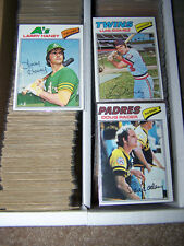 1977 1978 1979 Topps Complete Your Set You Pick 10 lot VG or better