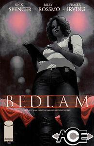 BEDLAM #3 New Bagged