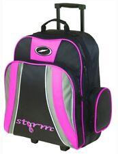 Storm Rascal Pink/Black 1 Ball Roller Bowling Bag