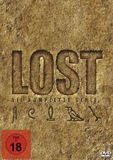 LOST die komplette TV-Serie STAFFEL 1 2 3 4 5 6 Sammlerbox 37 DVD Box EDITION
