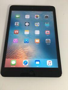 Apple MD528B/A iPad mini Wi-Fi 16GB Tablet - Black #863
